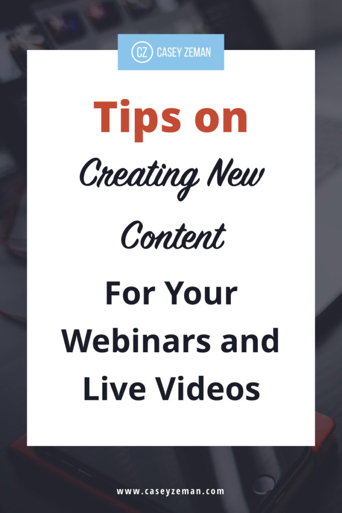 Need help to create a new idea or content for livestreaming?.001