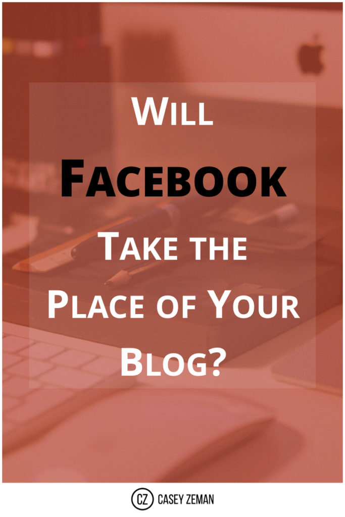 Will Facebook Take the Place of a Blog?.001