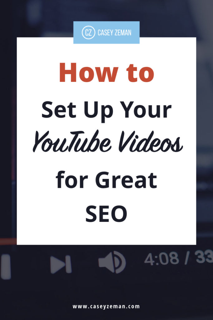 How to Set Up Your YouTube Videos For Great SEO.001