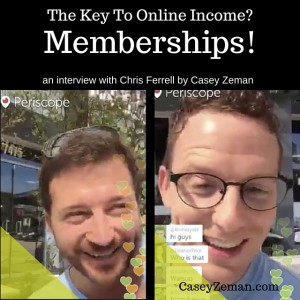 The Key To Online Income-