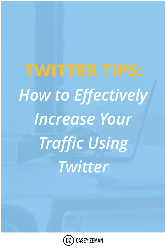 Twitter Tips: How to effectively increase your traffic using Twitter.001