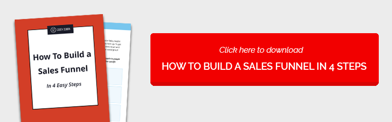 How to Build a Sales Funnel in 4 Steps - Workbook